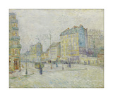 Boulevard de Clichy, 1887 Giclee Print by Vincent van Gogh