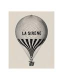 La Sirene Giclee Print