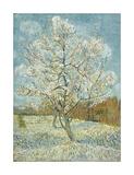 The Pink Peach Tree, 1888 Impression giclée par Vincent van Gogh