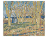 The Blue Train, 1888 Impression giclée par Vincent van Gogh