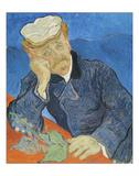 Dr. Paul Gachet, 1890 Giclee Print by Vincent van Gogh