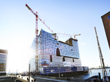 Elbphilharmonie in Hamburg Photographic Print