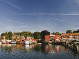 Harbor of Eckernförde Photographic Print