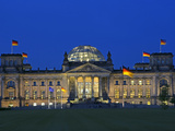 Reichstag Photographic Print by Peter Widmann