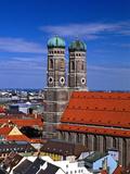 Frauenkirche Photographic Print by Peter Widmann