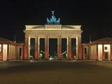 The Brandenburg Tor in Berlin for the Festival of Lights Photographic Print by Christian Beier