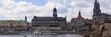 Panoramic View of the Historic Old Town of Dresden Photographic Print by Ullrich Gnoth