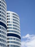 Skyscraper Photographic Print by Roman Maerzinger