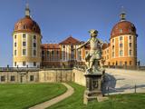 Barockschloss Moritzburg Photographic Print by  Weber