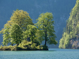 Isle Idyll in Bavaria Photographic Print by Hans Eder