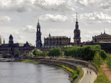City of Dresden Photographic Print by Ullrich Gnoth