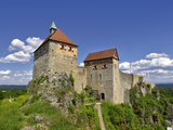 Ancient Medieval Castle Near Germany Photographic Print by Ullrich Gnoth