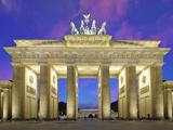 Berlin Brandenburger Tor Photographic Print