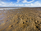 Sylt Wadden Sea Photographic Print by Beate Zoellner
