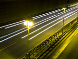 Berlin Highway Photographic Print by  Synchropics