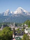 Berchtesgaden Photographic Print by Hans Eder