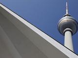 Tv Tower Photographic Print