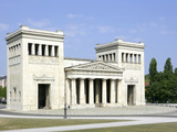 The Royal Palace in Munich Propylaea Germany Photographic Print