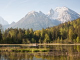 Taubensee Photographic Print by Hans Eder