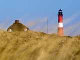 Hoernum Lighthouse Photographic Print by Beate Zoellner