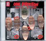 One Direction Lucky Coin Set - I Love… Novelty