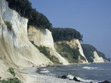 Chalk Cliffs of Ruegen Photographic Print by Andreas Rose