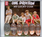 One Direction Lucky Coin Set - Icons Novidade
