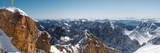Panoramic Zugspitze Photographic Print by Christian Bullinger