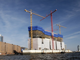 Elbphilharmonie in Hamburg Photographic Print by Christian Ohde