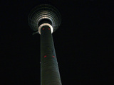 Tv Tower Berlin Photographic Print by Robert Becker
