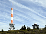 Brocken Weather Photographic Print by Steffen Schumann