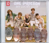 One Direction Lucky Coin Set - Forever Novelty
