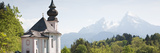 Idyllic Sanctuary in Berchtesgaden Photographic Print by Hans Eder