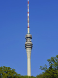 Tv-Tower Dresden Photographic Print by  Weber