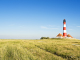 Lighthouse Westerhever Photographic Print