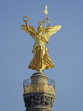 Victoria on the Victory Column in Berlin Photographic Print