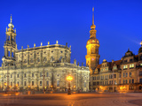 Dresden Photographic Print by  Weber