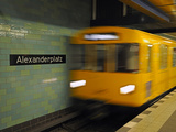 Subway Photographic Print by Ingo Schulz