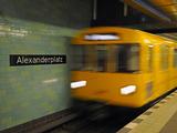Subway Lámina fotográfica