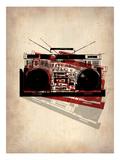 Vintage Radio 2 Poster by  NaxArt
