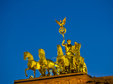 Quadriga Photographic Print by Bernd Leitner
