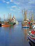 Neuharlingersiel Photographic Print