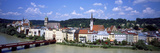 Wasserburg at Inn Photographic Print by Peter Widmann