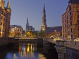 Hamburg Photographic Print by Andreas Rose