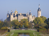 Schwerin Castle Photographic Print by Andreas Rose