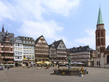 Frankfurt Photographic Print by Peter Widmann