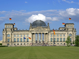 Reichstag Building Photographic Print by Peter Widmann