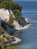 Chalk Cliffs on Rügen Photographic Print