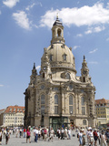 Frauenkirche Photographic Print by  Samot