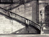 Stone Stairs Photographic Print